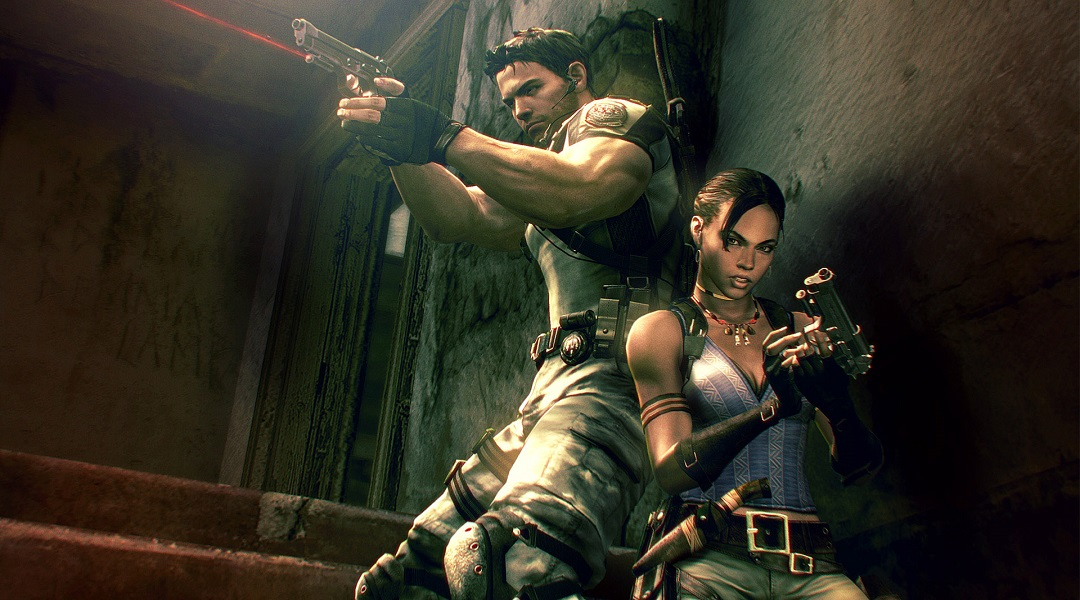 Resident Evil 5 Releases for PS4, Xbox One Today