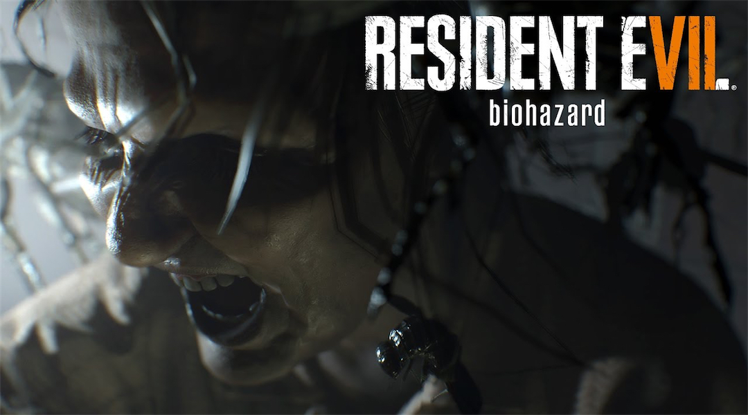 Resident Evil 7 Demo Played Through in Third-Person
