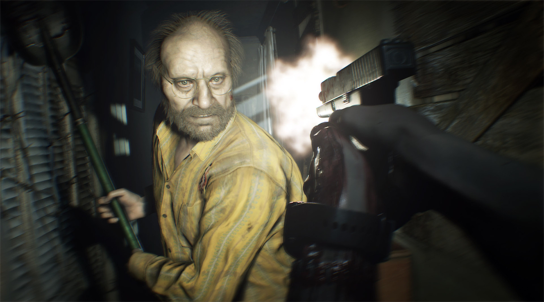 resident evil 7 how to kill jack garage