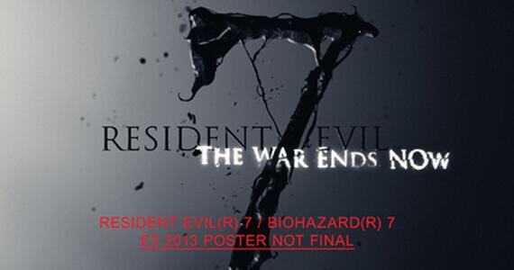 'Resident Evil 7' Confirmed?
