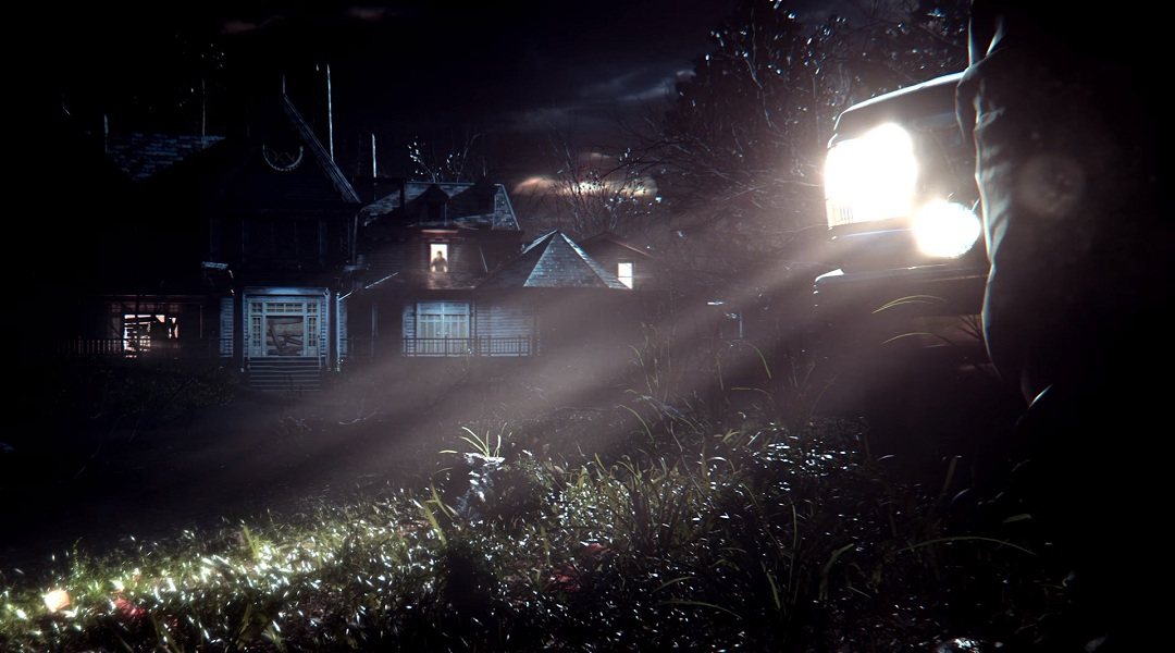 Resident Evil 7 Lets Players Drive A Car