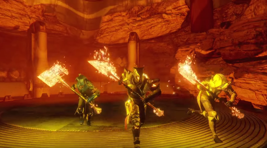 Destiny Weekly Reset for February 21: Nightfall, Heroic Strikes, and More