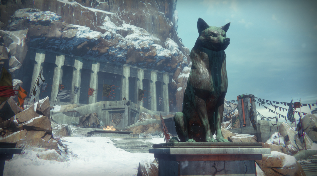 Destiny Adds New Isenfyre Token Item