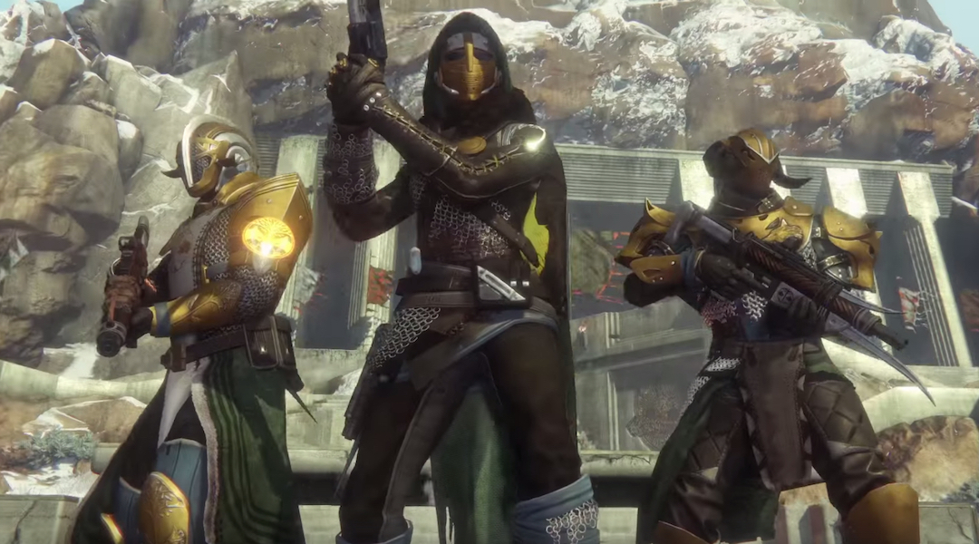 Destiny: How to Get Started in the New Iron Banner