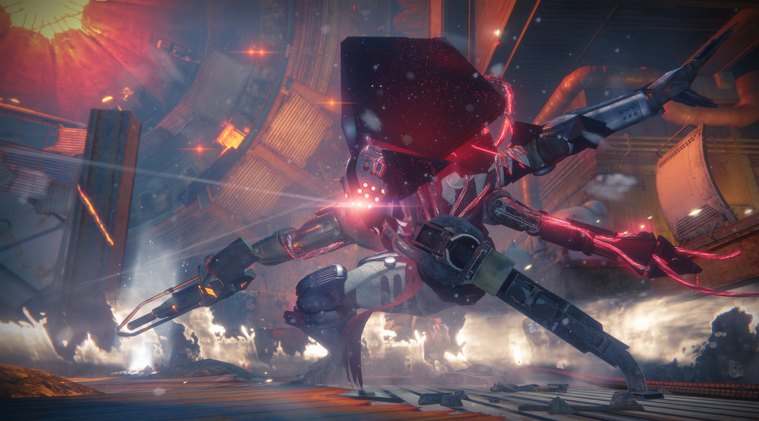 Destiny's Heroic Mode Raid Delayed Due to Game Update