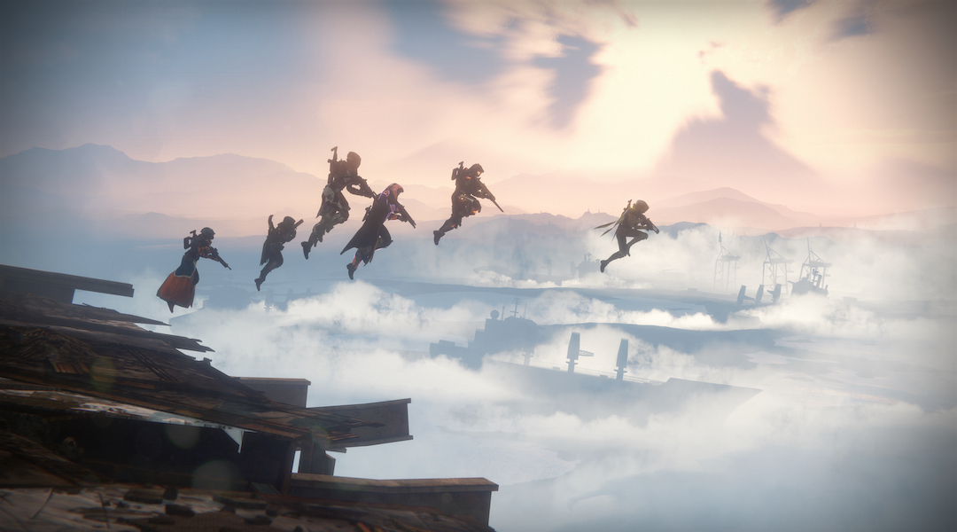 New Destiny Raid Completed, Sends Bungie Shooter to Top of Twitch