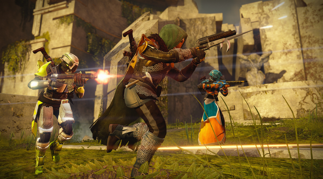 Destiny: Rise of Iron's 6 Best New Weapons