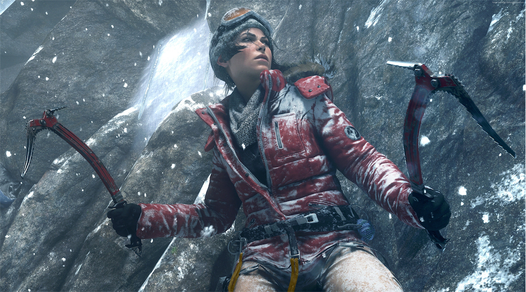 Pre-Order Rise of the Tomb Raider for PS4 and Get Tomb Raider 2013 For Free