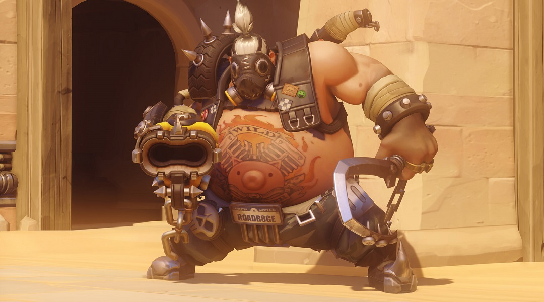Overwatch's Hook 2.0 Changes Coming Soon to Roadhog