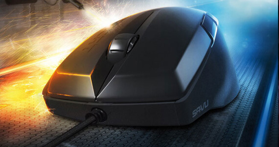 Roccat Savu Mouse Review