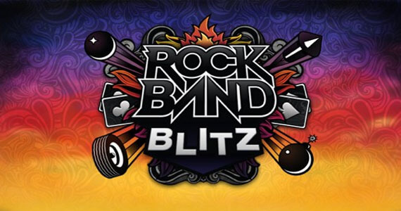 15 'Rock Band Blitz' Songs Revealed Along With New Trailer