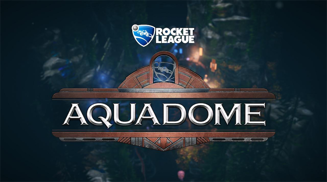 Rocket League's Free Aquadome DLC Releases Today