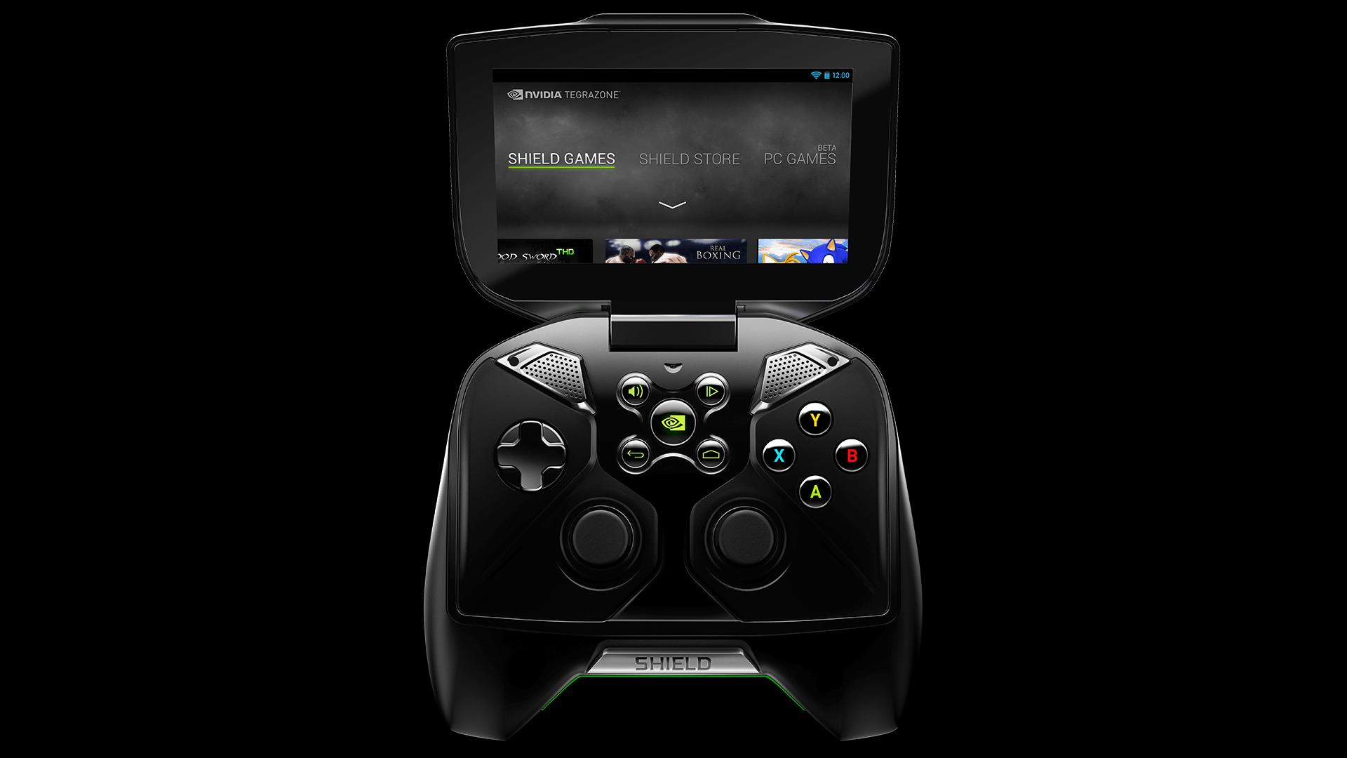 Nvidia Shield TegraZone