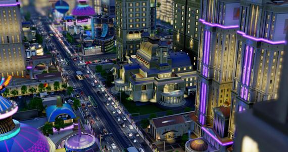 SimCity Beta