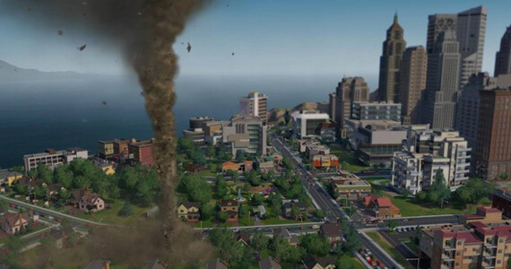 SimCity Disasters