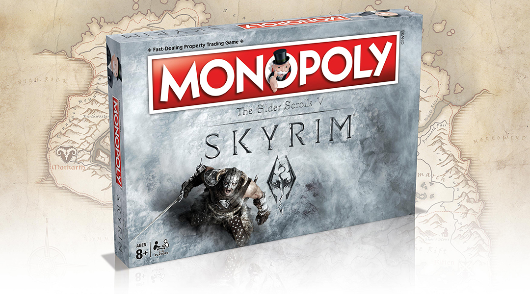 Skyrim Monopoly Coming Early Next Year