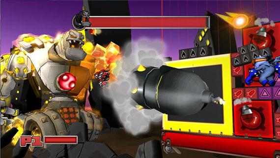 Slam Bolt Scrappers Review Screenshot 1