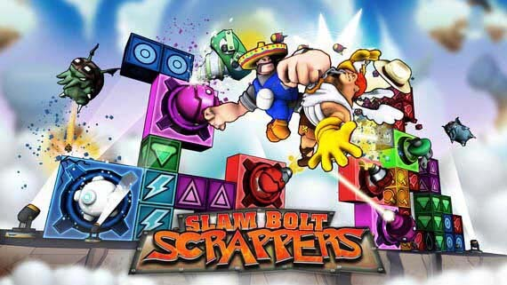 'Slam Bolt Scrappers' Review