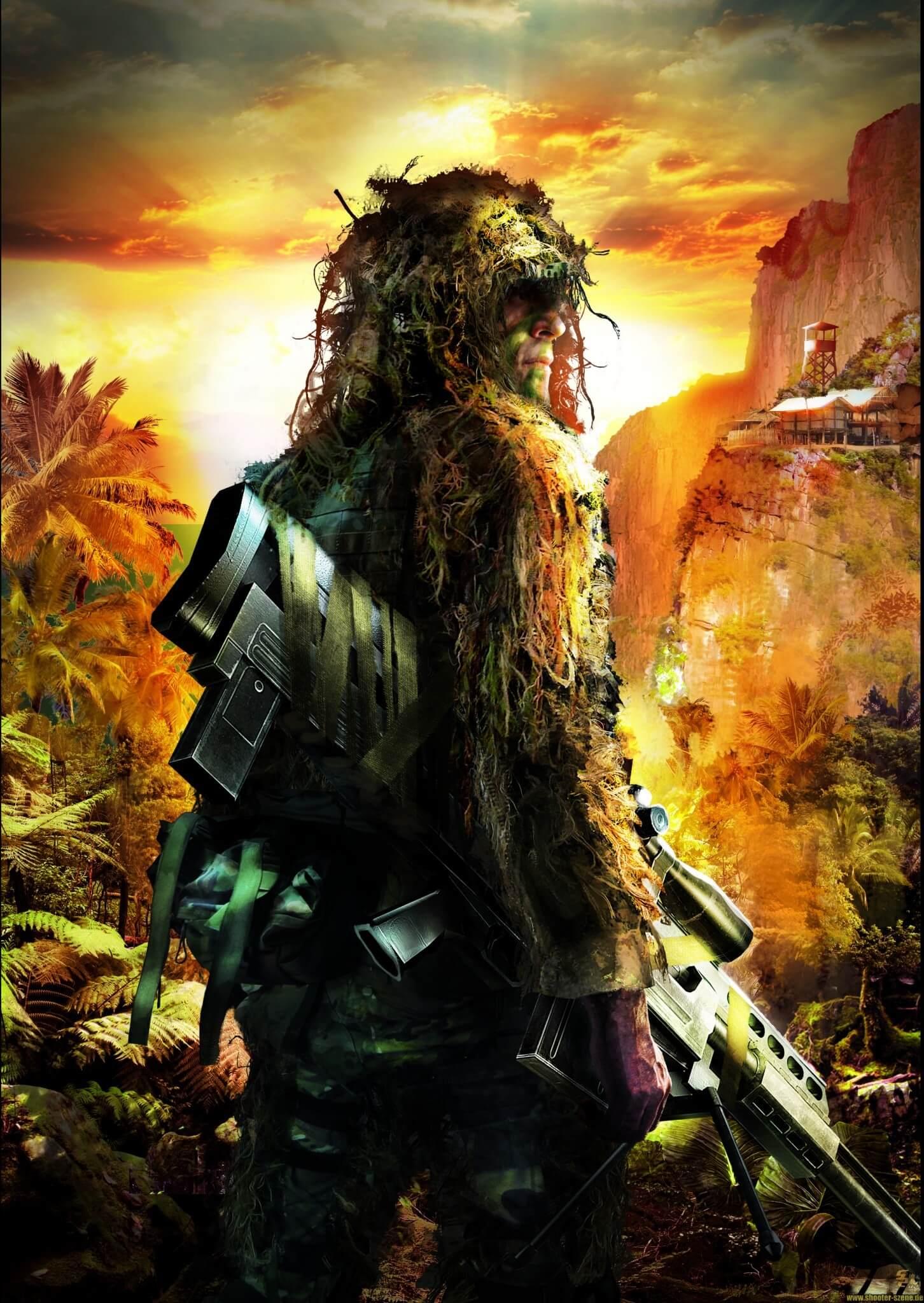 Sniper ghost warrior 2 anunciado para pc xbox 360 y playstation 3