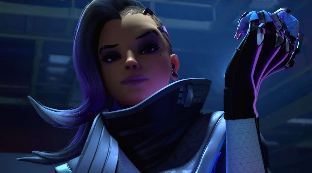 Overwatch Mythbusters Video Examines Sombra