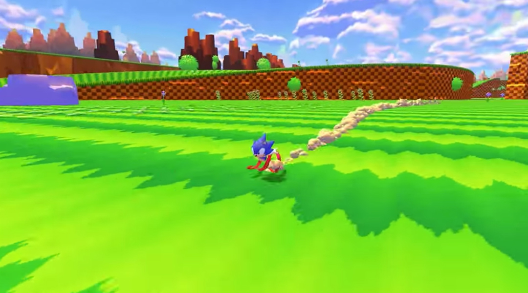 Open-World Sonic Game Being Developed by Fan
