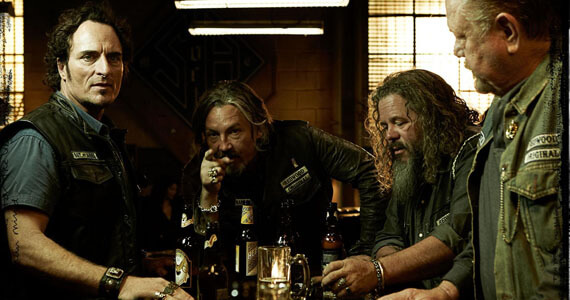 Sons of Anarchy Videogame Cast