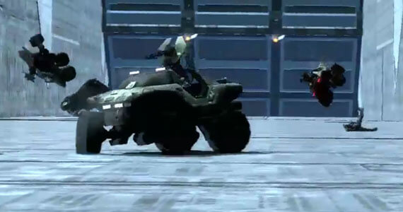 Speed Halo Video in Halo: Reach