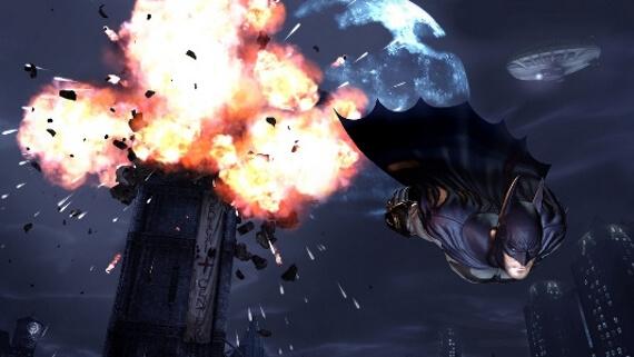 Spike TV Video Game Awars 2010 - Batman: Arkham City Reveal