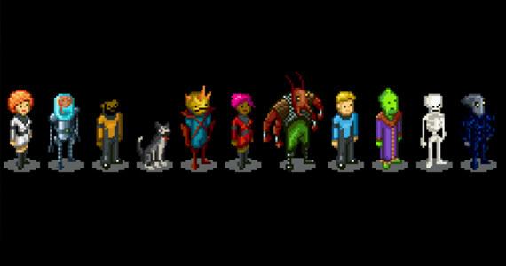 Star Command Species
