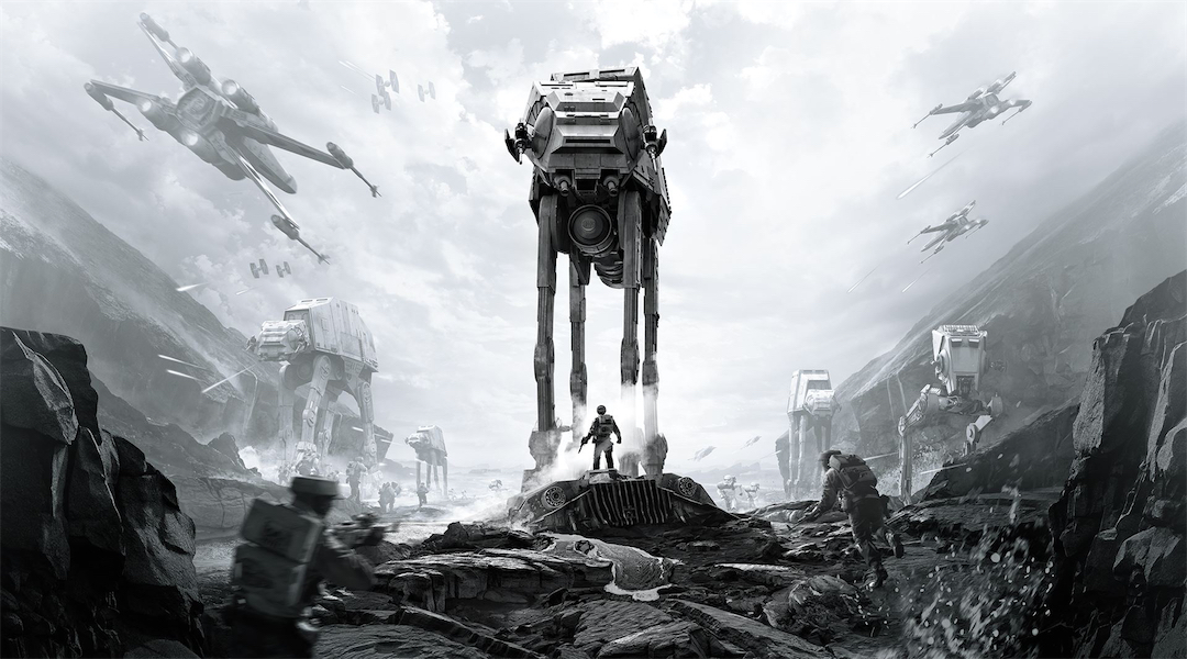 Star Wars Battlefront Ultimate Edition Announced