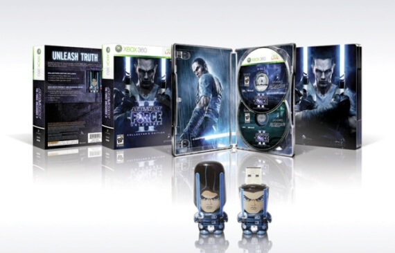 star wars force unleash 2 collector's edition