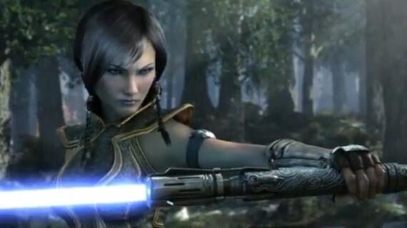 star wars old republic e3 cinematic trailer
