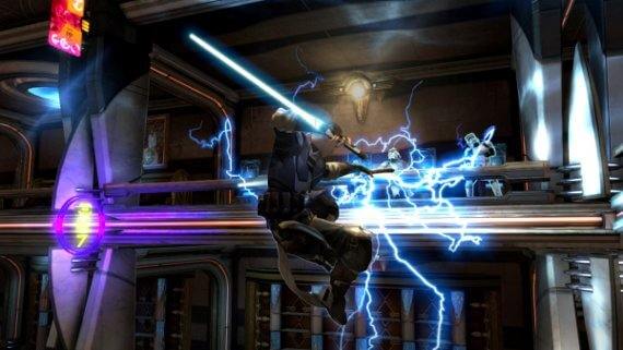 Star Wars: The Force Unleashed 2 Review - Lightning