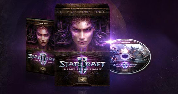 Heart of the Swarm Invades March 12