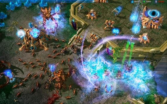 StarCraft 2 Review - Ultralisks