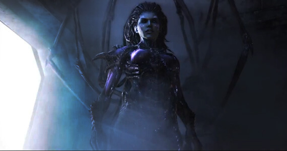 'StarCraft 2: Heart of the Swarm' Vengeance Trailer