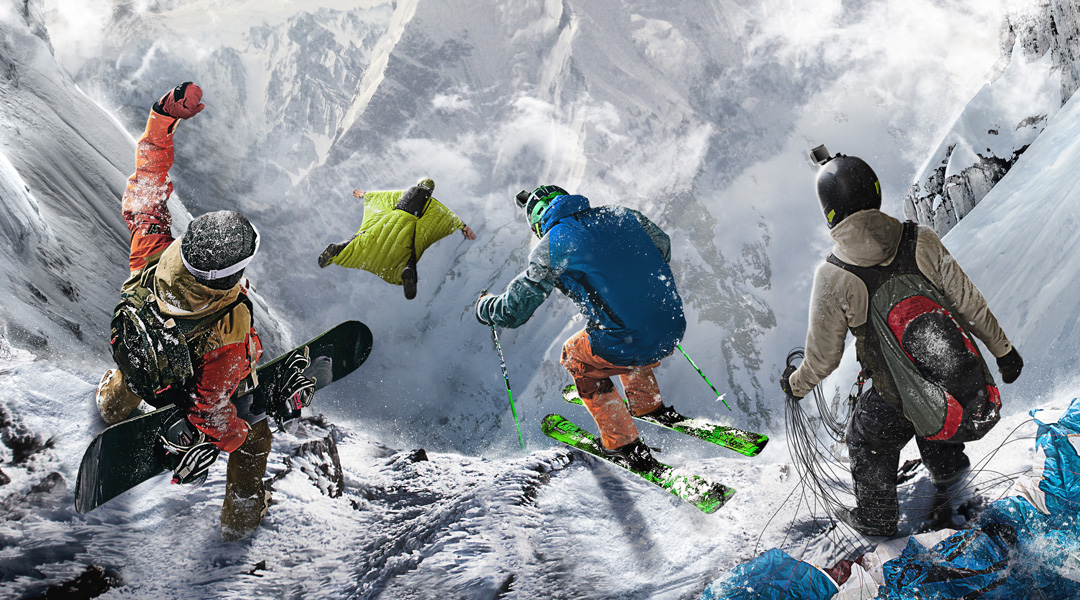 Steep Open Beta Gets Two Dates and a Trailer
