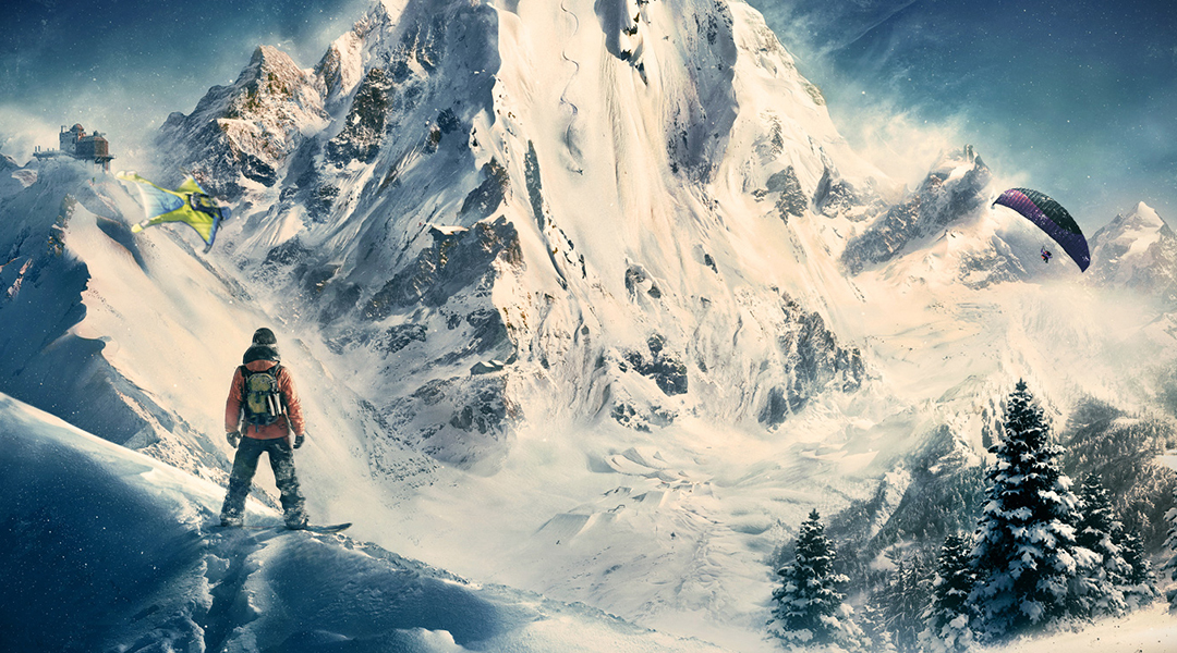 Steep Multiplayer Trailer and Season Pass Details Revealed