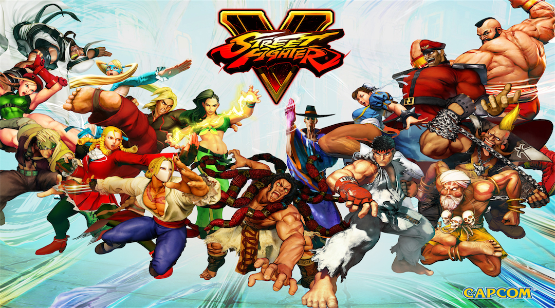 Street Fighter 5 Support Could Last Until 2020