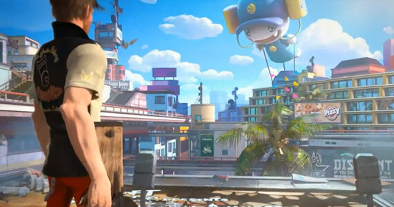 Sunset Overdrive Exclusivity Explained