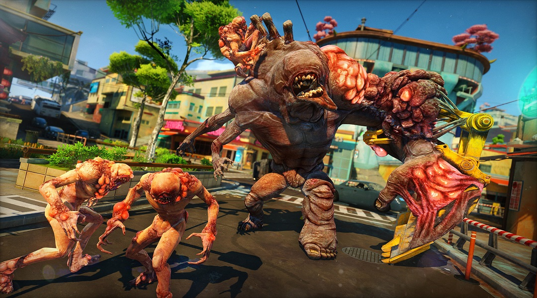 Sunset Overdrive Could Still Come to PC