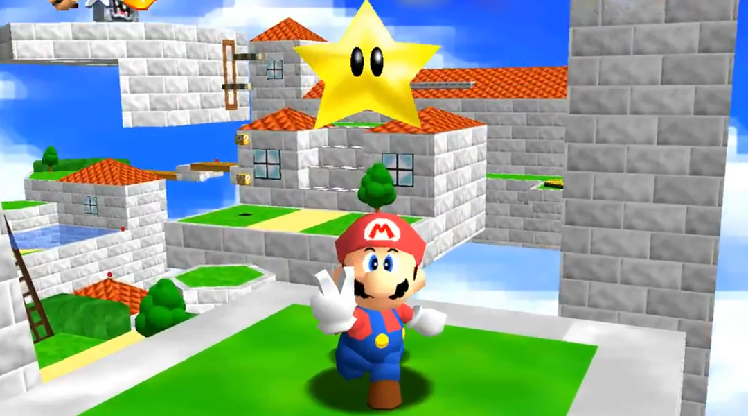 New Super Mario 64 Impossible Coin Discovered