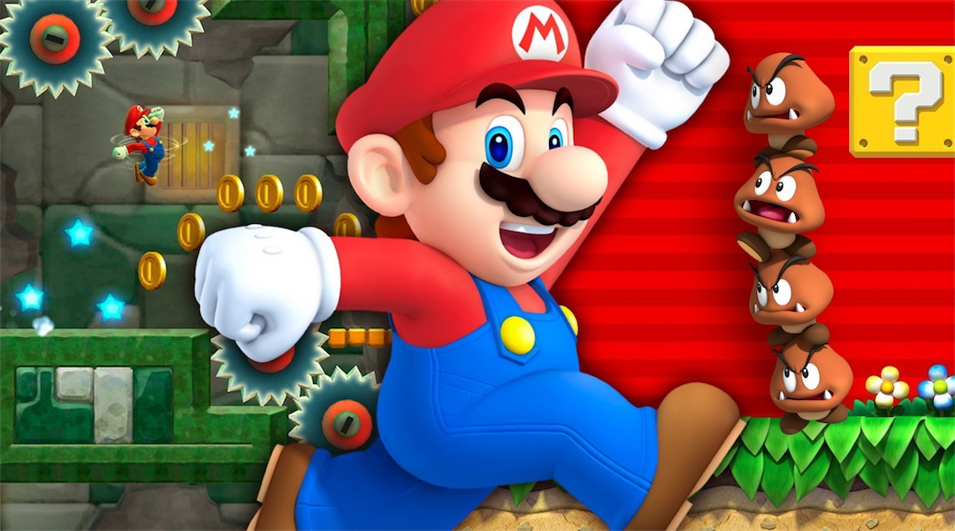 Super Mario Run is Giving Out Free Coins