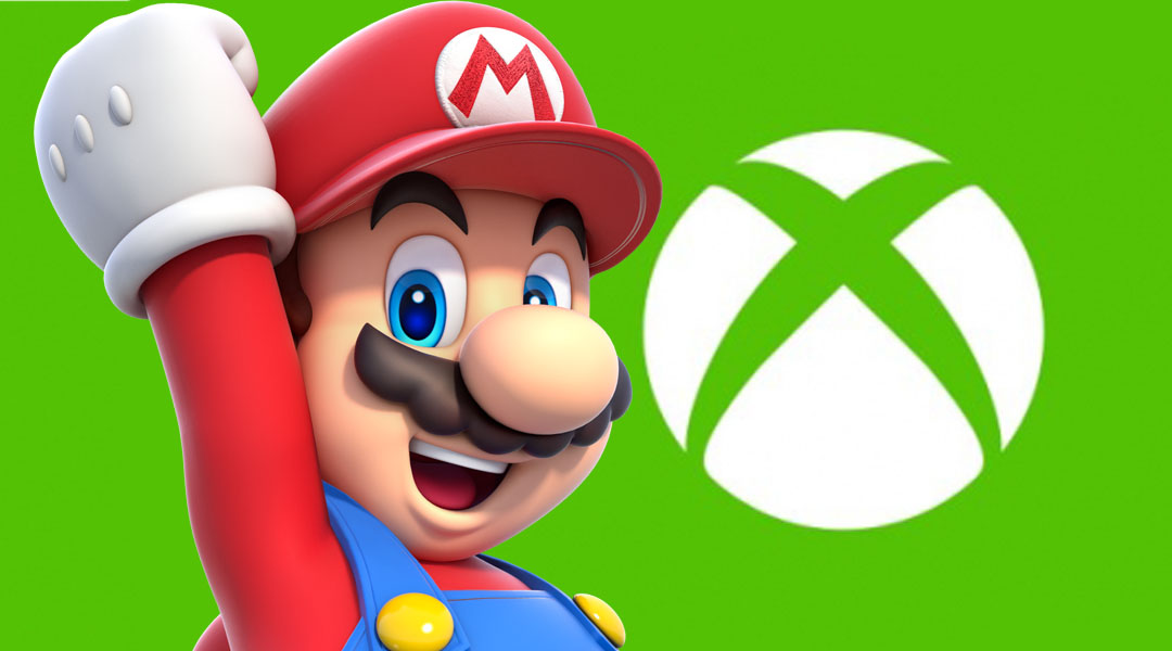 Xbox Head Would Love to See Mario on Microsoft Consoles