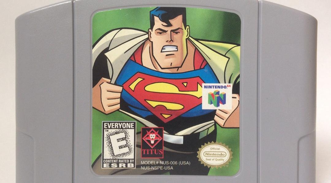 The 10 Worst Superhero Video Games