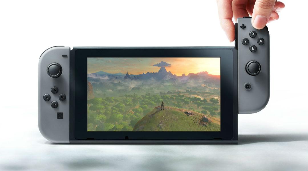 Nintendo Switch Adding Stylus Accessory?