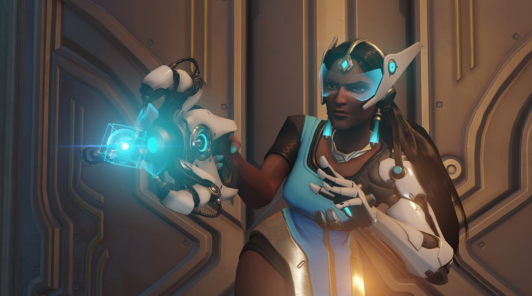 Overwatch: Symmetra Buffs Coming in November