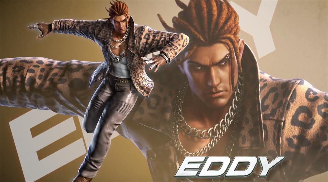 Tekken 7 Adds Eddy Gordo to Fighting Game Roster