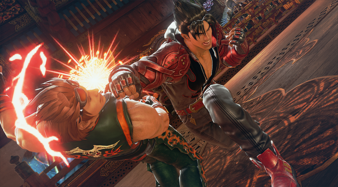 Tekken 7 Trailer Hints at Story