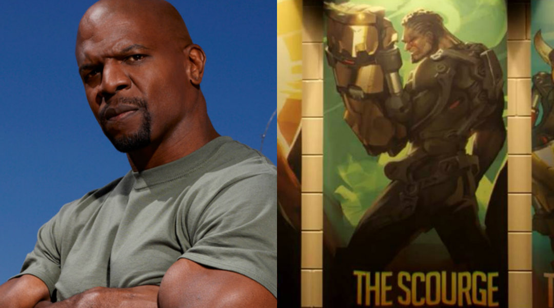 Terry Crews Wants to Voice Doomfist in Overwatch if He's Added